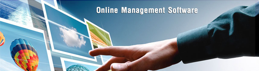 Online Management Software
